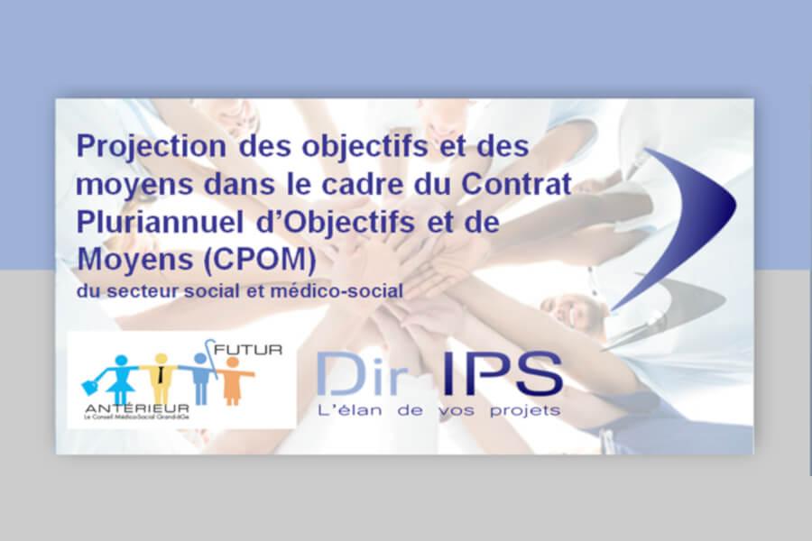 Retour sur le webinaire La projection dans le cadre des CPOM
