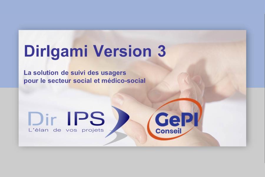 Retour sur le webinaire DirIgami Usager V3