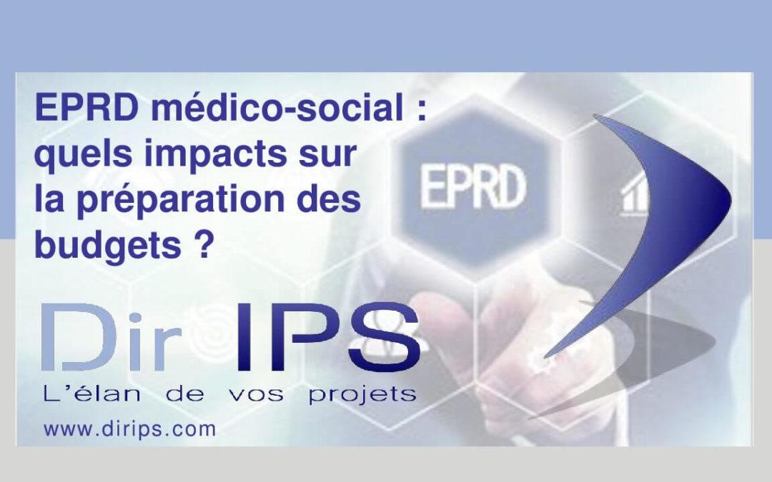 Retour sur le webinaire sur l'EPRD médico-social
